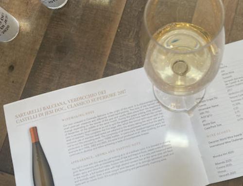 July Featured Producer Tasting – Sartarelli