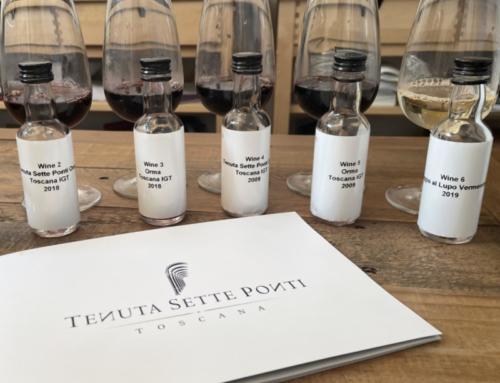 August Featured Producer Tasting – Tenuta Sette Ponti